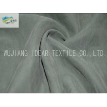 50D*75D Dyed Polyester Plain Peach Skin Fabric For Shirt